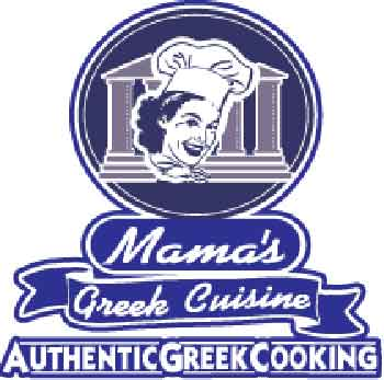 Mamas Greek Cuisine Logo