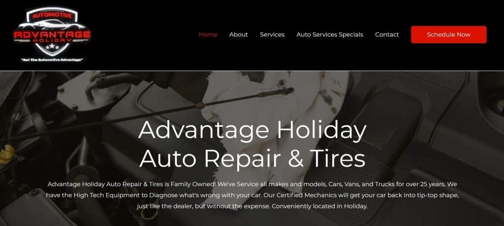 Advantage Auto Repair & Tire